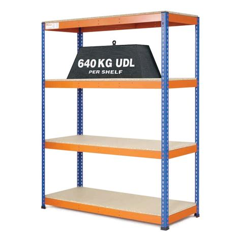 Warehouse Storage Racks by Heavy Duty Warehouse Shelving 1 5m Wide Gt Warehouse