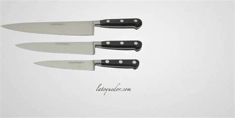 couteaux professionnels cuisine set de couteaux de cuisine trendyyy com