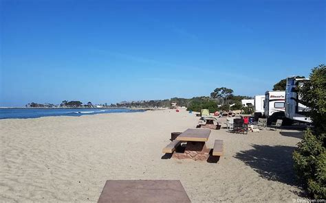 Southern California Beach Camping Best Campgrounds