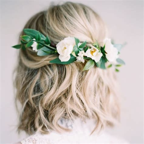 Boho Wedding Hairstyles by 50 Wedding Hairstyles For Hair Hair Motive Hair Motive