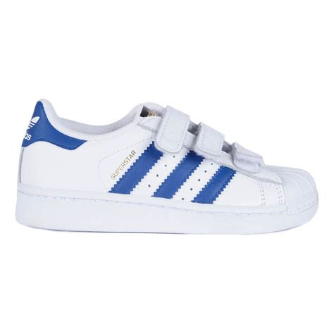 adidas velcro blue superstar velcro sneakers blue adidas shoes teen baby