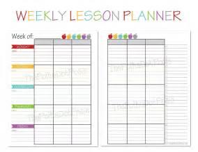 The Polka Dot Posie: NEW! Teacher & Homeschool Planners