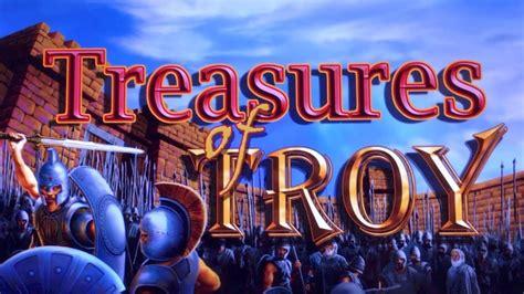 treasures  troy slots   casino games