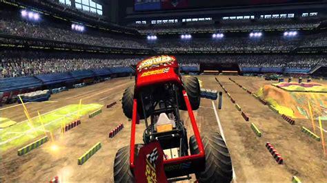 monster truck video games xbox 360 trailer monster jam path of destruction for ds ps3