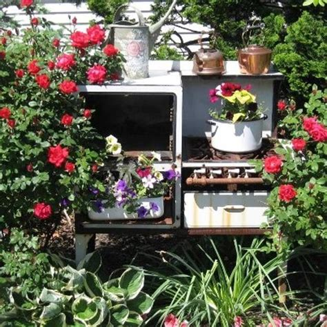 Ways  Reuse  Recycle  Kitchen Stoves  Home