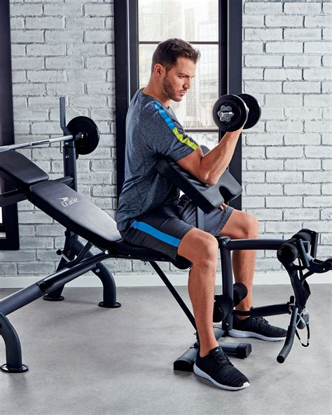 weight bench training program weight lifting bench 163 79 99 aldi hotukdeals