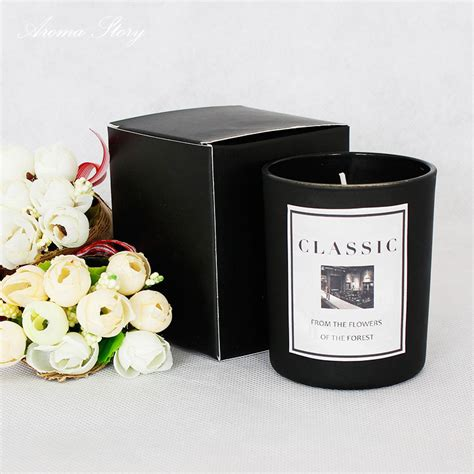 7 Scents I by 150g Aromatherapy Candle With Essential Soy Candle In