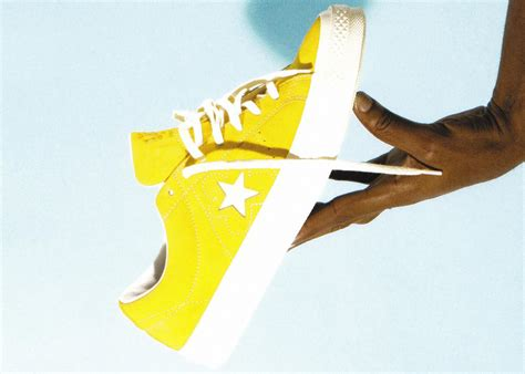 Len Flur by Converse And The Creator Launch The One X Golf