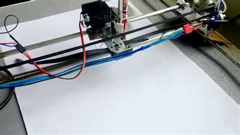 2d print pen plotter 2d printer