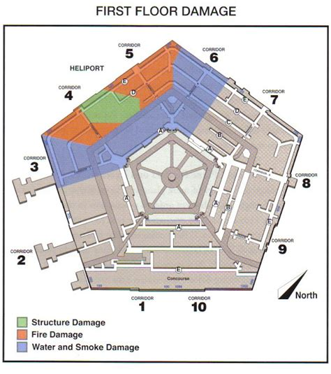 pentagon floor plan stevenwarran quot pentagon 9 11 quot published by the historical