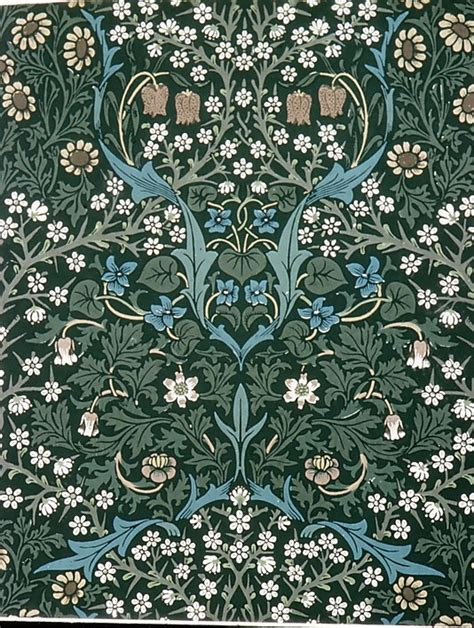 wallpaper design william morris the red house william morris wallpaper design