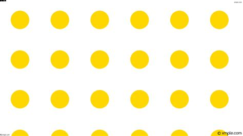 wallpaper with gold spots wallpaper white polka dots spots yellow ffffff ffd700
