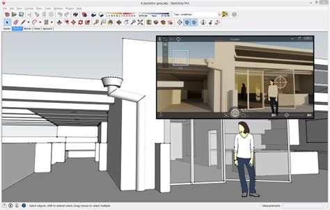 sketchup layout match properties visualizer for sketchup design and render simultaneously