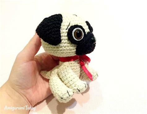amigurumi pattern dog free baby pug dog amigurumi pattern amigurumi today