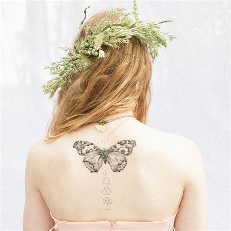 temporary tattoo kit butterfly temporary kit by the aviary