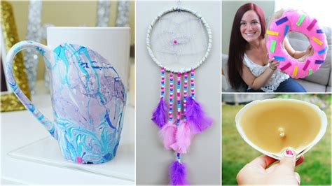 crafts ideas 5 diy home decor craft ideas for the summer
