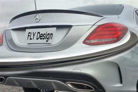 Cabrio Lackieren Preis by Mercedes C Klasse A205 Cabrio Tuning Slim Spoilerlippe