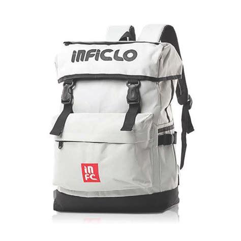 tas laptop tas ransel inficlo tas ransel laptop pria wanita backpack inficlo sin412
