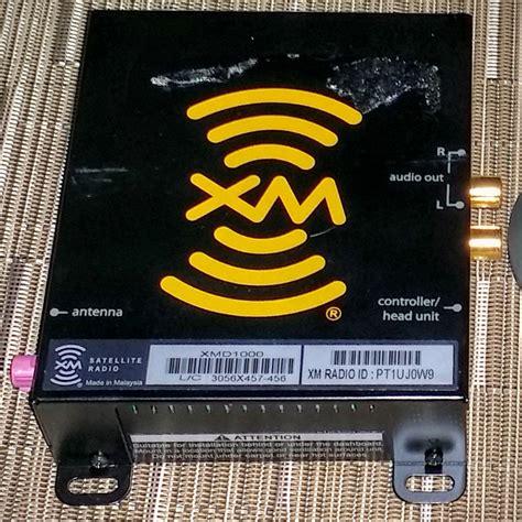 fs xm satellite radio kit north american motoring