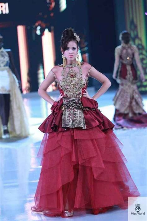 Miss World Wardrobe by 37 The Top Evening Gowns From The 2013 Miss World