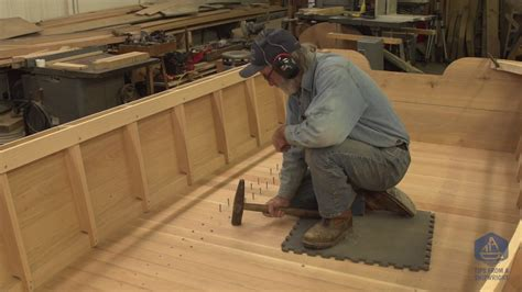 building the totalboat work skiff the guards episode 29 - Totalboat Skiff Episode 29