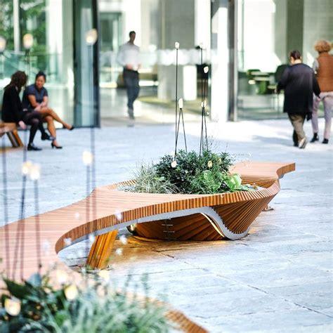 street benches design 25 best ideas about street furniture on pinterest urban