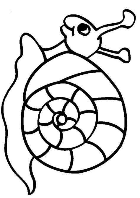 snail coloring pages preschool kids n fun com 20 coloring pages of snails
