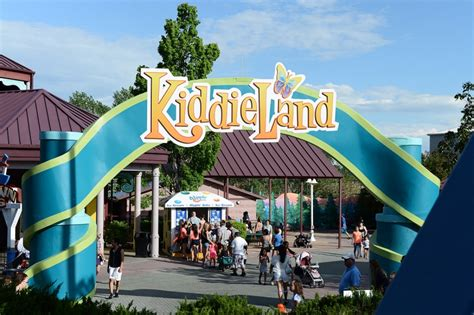 kiddieland elitch gardens theme and water park