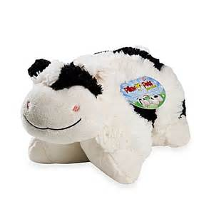 Pillow Pet Peewee by Buy Pillow Pets Wee In Cow From Bed Bath Beyond