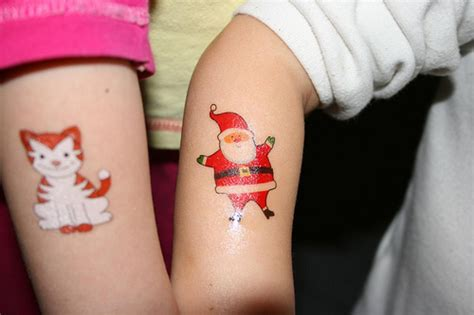 how to print your own holiday temporary tattoos pcworld