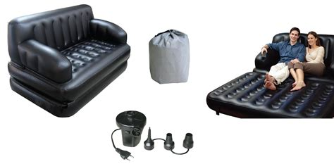 inflatable sofa bed india best way inflatable sofa cum bed at rs 2868 save 43