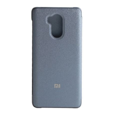 Flip Shell Fdt Xiaomi Redmi 2s Silver 1 xiaomi redmi 4 high ed smart flip silver reviews price buy at nis store