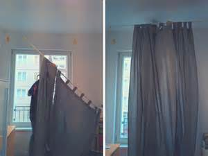 how to put photos on wall without the best way to hang curtains without drilling packmahome