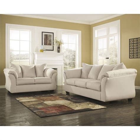 ashley furniture darcy sofa signature design by ashley furniture darcy sofa in stone