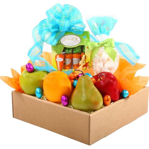 My Baby Set Fresh Fruity alder creek gift baskets easter fresh fruit gift set