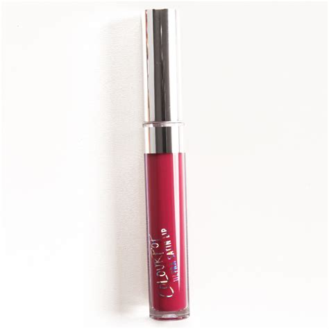 colourpop ultra satin lipstick colourpop lyin king fog ultra satin liquid