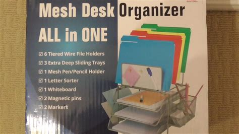 Costco Desk Organizer Costco Desk Organizer Desk Design Ideas