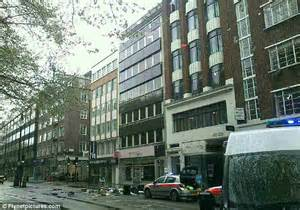 Michael Green charged over Tottenham Court Road siege that