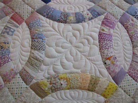 click to view large image quilts wedding ring quilt