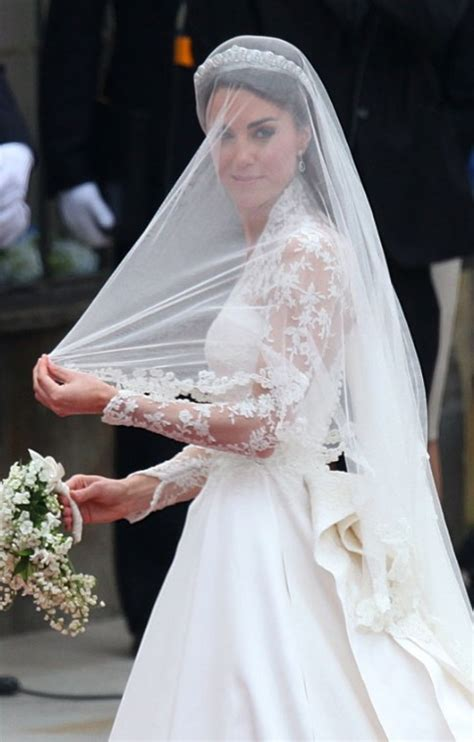Kate Middleton Wedding Hairstyle   Best Bride Hairstyle