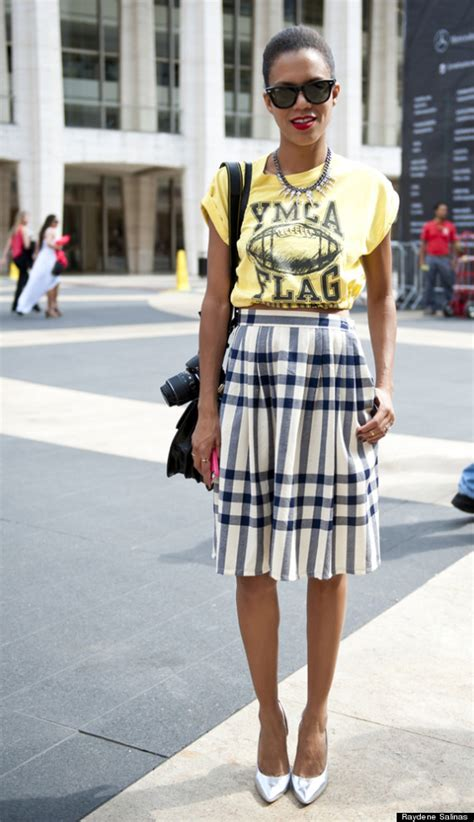 Fashion News Weekly Up by New York Fashion Week Style Our Favorite Looks