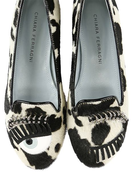 matric dresses with flat shoes and hair styles flirting cow hair flat shoes by chiara ferragni loafers