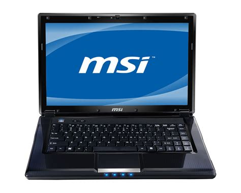 Keyboard Laptop Msi Cr460 msi cr460 specifications laptop specs