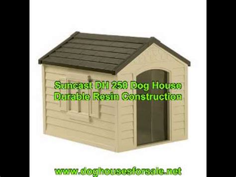 suncast dh250 dog house suncast dh250 dog house simple assembly youtube