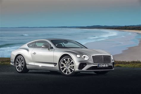 2019 bentley continental bentley announces details about new continental gt