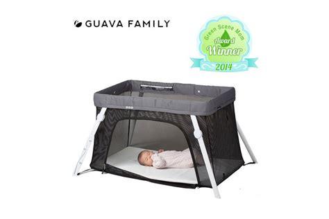 Guava Family Lotus Crib Review by Lotus Everywhere Travel Crib