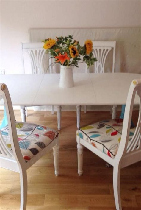 rustoleum spray painted chairs these remind me of all 49 best upcycling table chairs images on pinterest