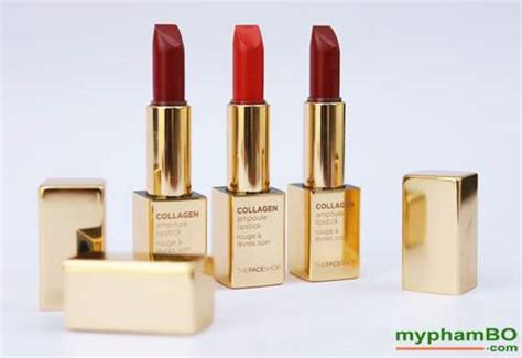 Lipstick Collagen collagen oule lipstick the shop myphambo