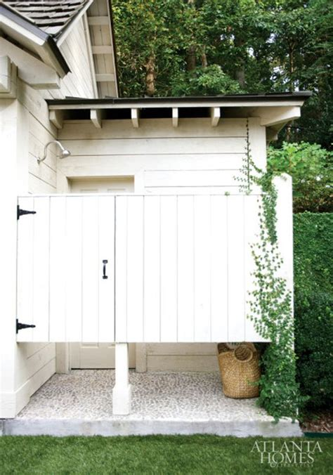 cottage outdoor shower 12 absolutely exhilarating outdoor shower ideas a well