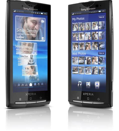 Sony Ericsson Xperia X10 - Full Phone Specifications ... Xperia X10 Specs